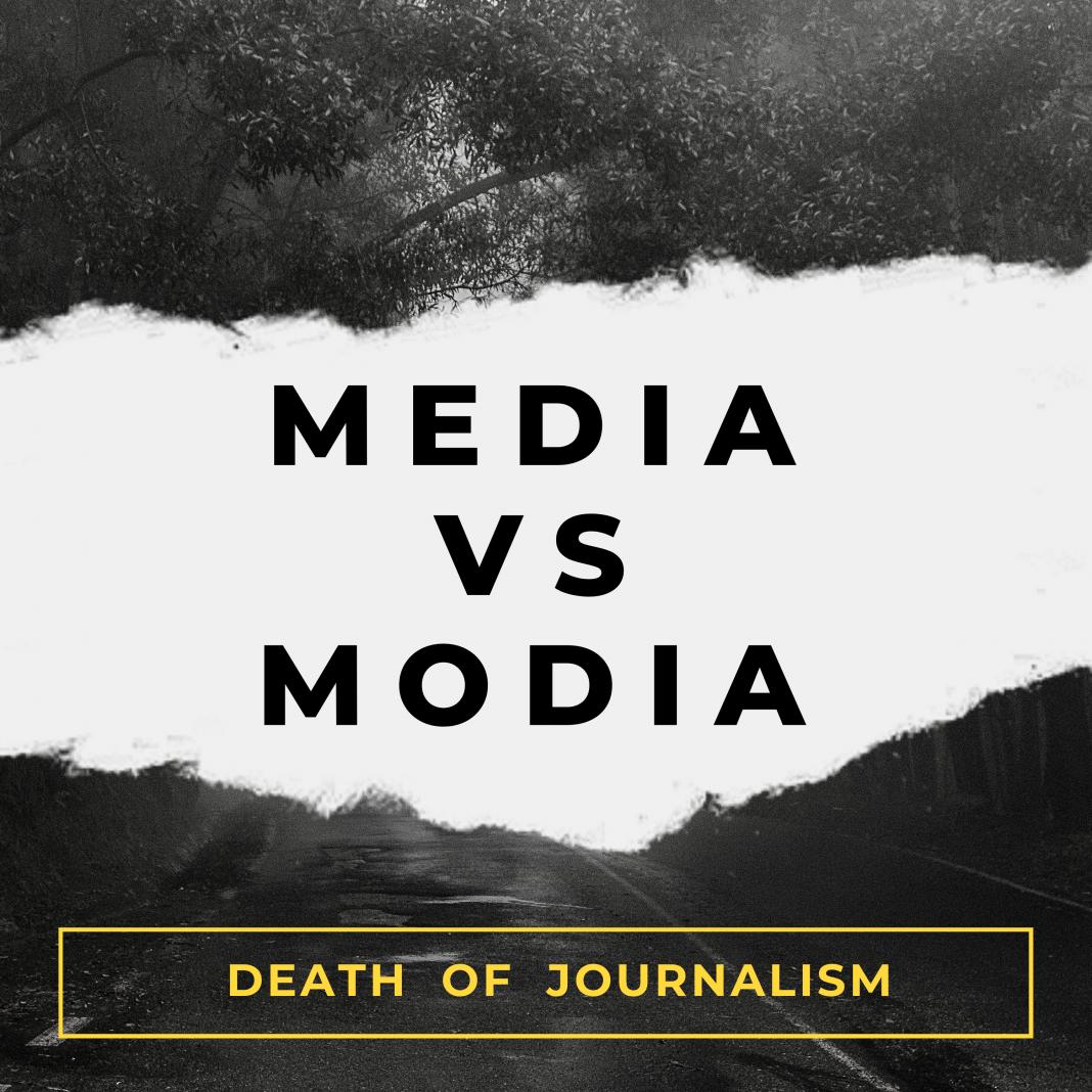 Media Vs Modia