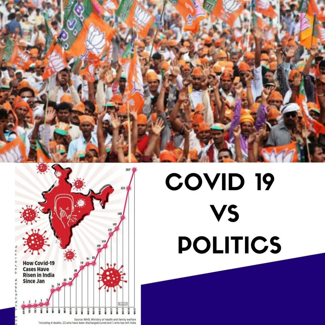 The second wave of Covid 19 in India